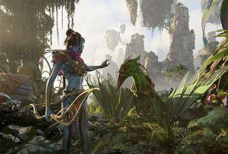 Nový herní Avatar nabízí první pohled na planetu Pandora