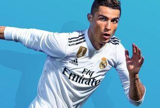 Cristiano Ronaldo kvůli obvinění odstraňován z propagačních materiálů FIFA 19