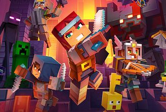 Jak u kritiků obstál Minecraft Dungeon? Dělá svému jménu čest?