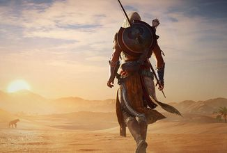 Průchod Egyptem v Assassin's Creed Origins
