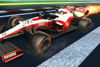 Monoposty Formule 1 míří do Rocket League