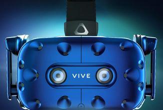 Nová a nadupaná verze HTC Vive