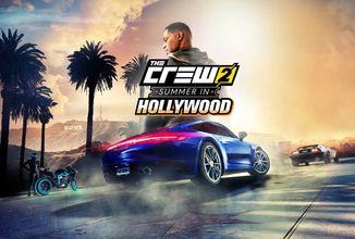 The Crew 2 se inspirovalo v Hollywoodu a přiváží zdarma nové vozy, závody a výzvy