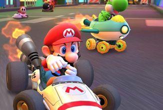 Mario Kart Tour na mobilech odstartoval s problémy