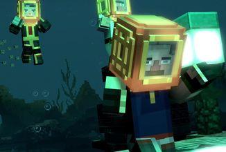 Vyšla první epizoda druhé sezóny Minecraft: Story Mode
