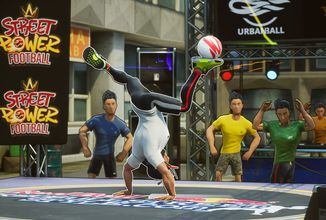 Ve Street Power Football zažijete fotbal trochu jinak
