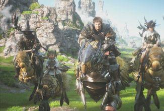 Final Fantasty 14 je prý nejhranější MMORPG na světě
