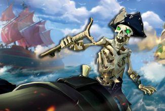 Sea of Thieves vypráví příběh mnohem zajímavější než Piráti z Karibiku