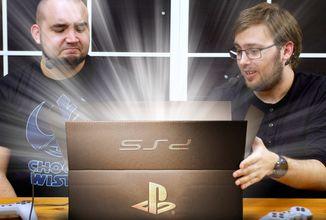 Vyzkoušeli jsme nejnovější PlayStation, zahráli na něm ty nejstarší hity a trochu i hackovali