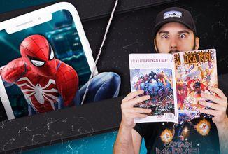 Marvel Future Revolution je konečně pořádné superhrdinské RPG