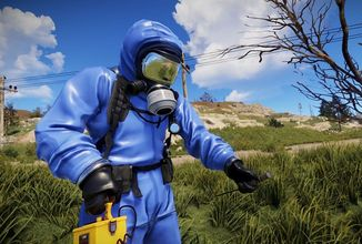Kdy vyjdou konzolové verze survivalu Rust?