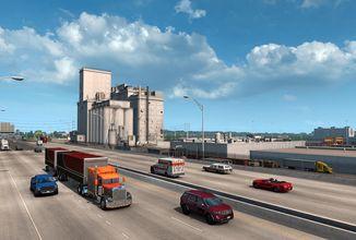 American a Euro Truck Simulátory zvou na návštěvu Denveru a Iberie