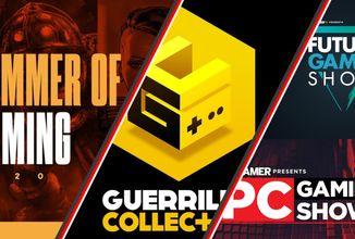 Velký týden pro hráče. Čeká nás 7 různých prezentací, včetně PS5 her a remaku Mafie
