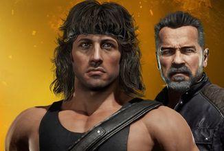 Rambo vs. Terminátor v Mortal Kombat 11