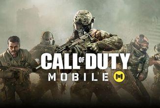 Hraní Call of Duty na cestách umožní mobilní verze