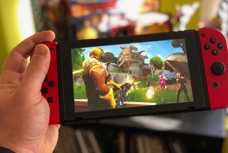 Fortnite si na Switchi už zahrajete pouze mezi mobilními hráči