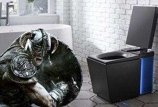 Co takhle zahrát Skyrim na ledničce, stejně jak to bylo představeno na E3?