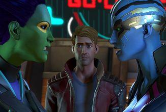 Zachraňujeme galaxii v jedné z dalších Telltale adventur: Guardians Of The Galaxy