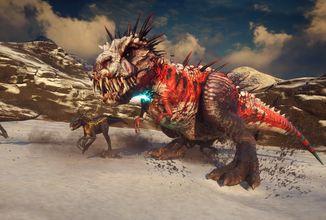 Zběsilá střílečka proti zmutovaným dinosaurům. To je Second Extinction