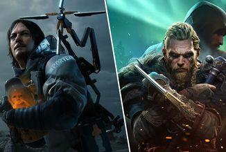 Assassin's Creed Valhalla ukrývá tajný úkol z Death Stranding