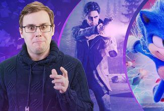 SONIC: nejlepší film podle videohry?!