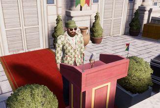 Manipulace s finančním trhem v prvním rozšíření pro Tropico 6