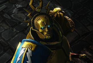Warhammer Age of Sigmar: Storm Ground je tahová roguelike strategie
