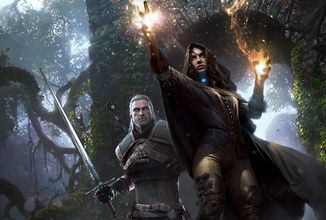 Zaklínač Geralt děkuje svým hráčům zcela exkluzivním a nečekaným způsobem