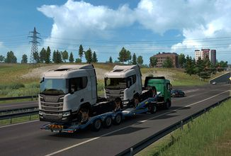 Euro Truck Simulator 2 otvára cestu k Čiernemu moru