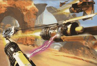 Na PS4 a Switch vyšla klasika Star Wars Episode 1: Racer