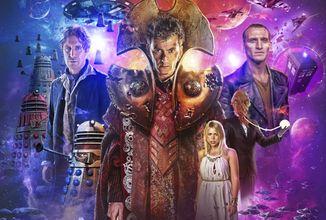 Desiaty Doktor ako antagonista? Time Lord Victorious dá dokopy troch Doktorov na všetkých platformách