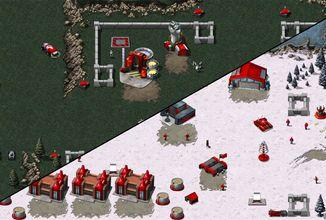 První obrázek z remasteru Command & Conquer: Red Alert