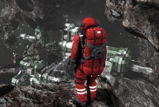 První gameplay záběry z Xbox One verze Space Engineers