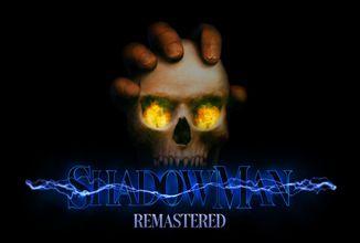 Oznámen Shadow Man: Remastered