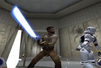 Jedi Outcast a Jedi Academy ze série Star Wars Jedi Knight dorazí na PS4 a Switch