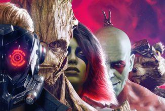 Adrenalinové souboje a ironie v Marvel's Guardians of the Galaxy