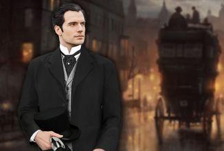 Seriálový Zaklínač Henry Cavill znova na Netflixe, tentoraz ako Sherlock Holmes