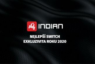 Nejlepší Switch exkluzivita roku 2020 komunity INDIAN