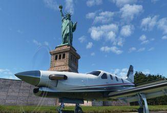 Microsoft Flight Simulator může prodávat uživatelský obsah