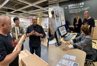 IKEA a ASUS spolupracují na herním nábytku