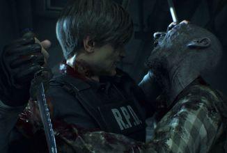 Remake Resident Evil 2 by nemusel být jediným