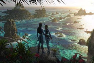 První koncepty z filmu Avatar 2 a Mercedes inspirovaný Pandorou