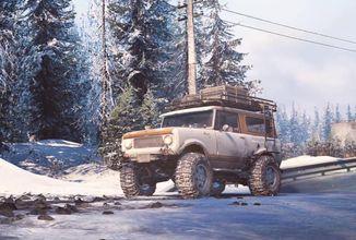 SnowRunner hezky česky, další investice THQ Nordic, The Crew 2 a Gears 5 zdarma
