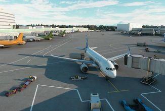 Microsoft Flight Simulator zahrne všechna letiště světa
