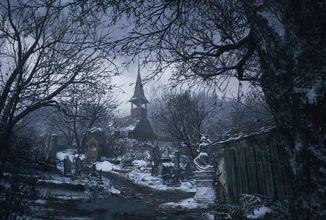 Pět minut z hororového Resident Evil Village na staré generaci konzolí