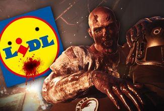 LIDL verze Resident Evil - Daymare 1998