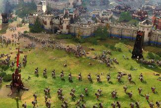 Středověk v Age of Empires 4 bude jiný