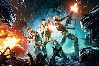 Jste připraveni na lov xenomorfů ve střílečce Aliens: Fireteam Elite?