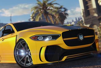 Týden v GTA Online: King of the Hill a sportovní vůz Ocelot Jugular