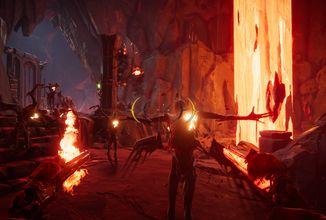 Rytmická střílečka Metal: Hellsinger pro konzole a PC evokuje DOOM